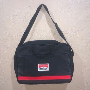 Vintage Marlboro Adventure Team Laptop Bag